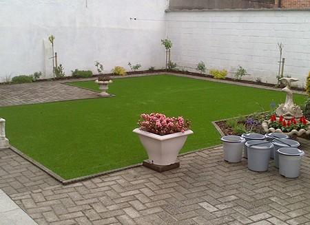 Gras & Kunstgras